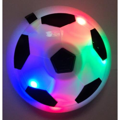 Magiškas futbolo kamuolys be muzikos