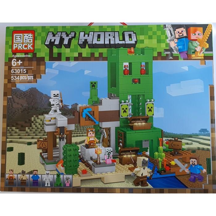 """My world"" konstruktorius 01"
