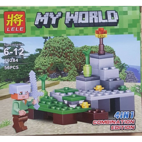 """My world"" konstruktorius 06"