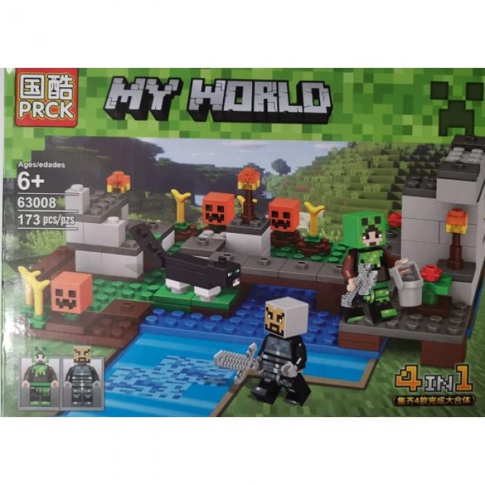 """My world"" konstruktorius 12"
