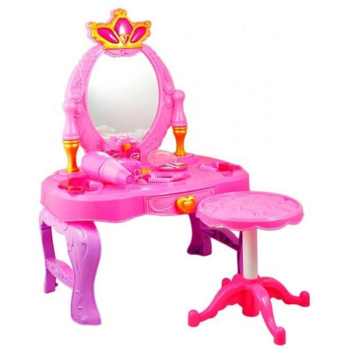 Grožio staliukas su kėdute