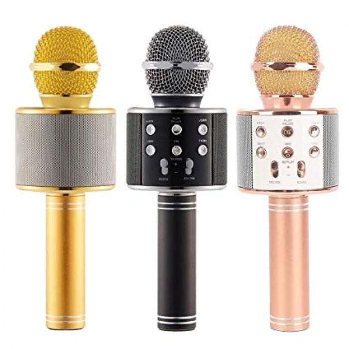 Kolonėlė - mikrofonas