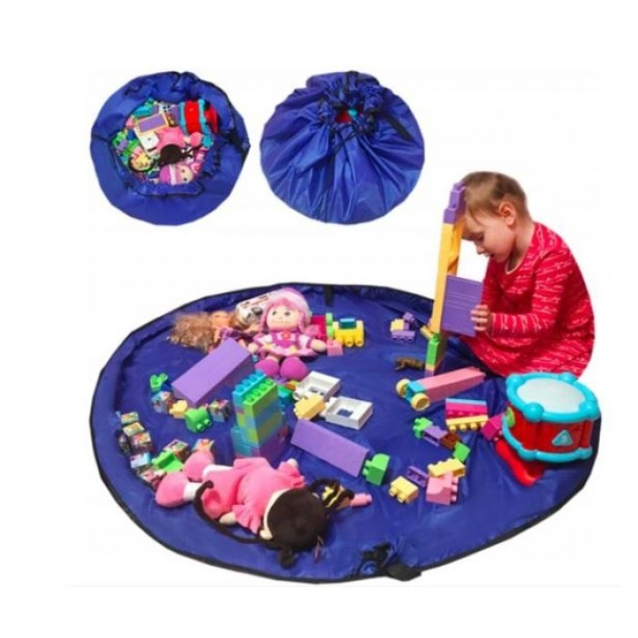 Kilimas - krepšys žaislams