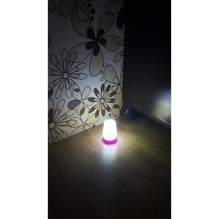 Naktinė lemputė mergaitėms