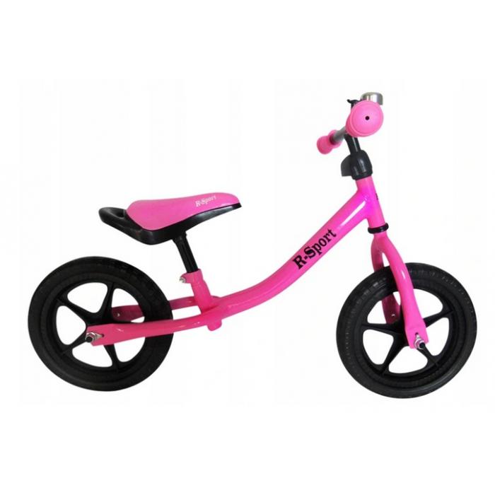 Balansinis dviratukas 03 (rožinis)