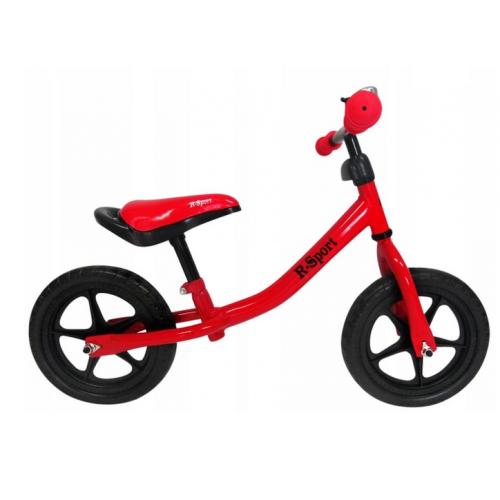 Balansinis dviratukas 03 (raudonas)
