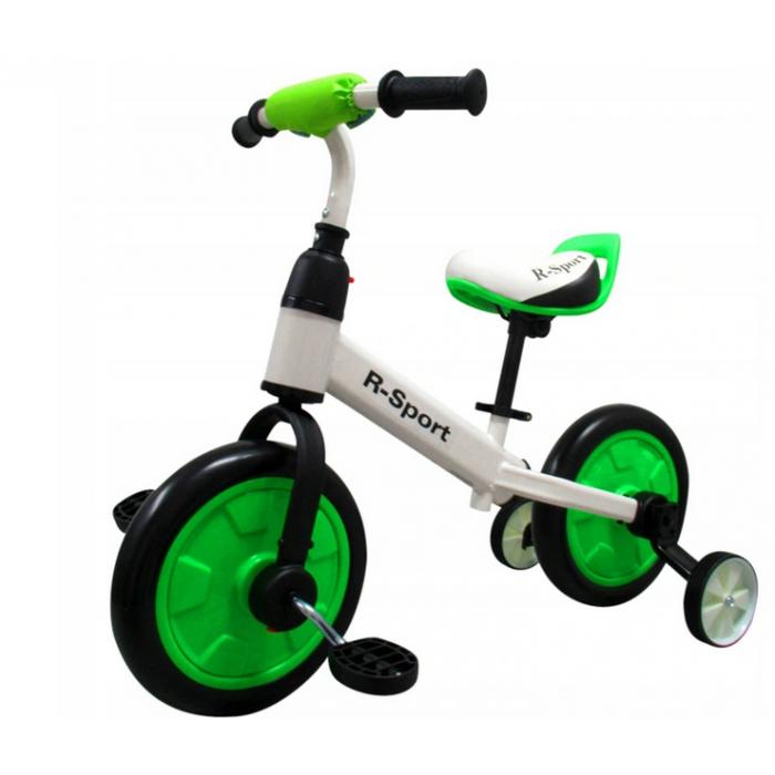 Balansinis dviratukas R-Sport 3in1 (Žalias)