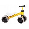 Pirmasis dviratukas-paspirtukas Žirafa
