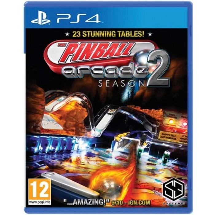 Pinball arcade season 2 (Naudotas)