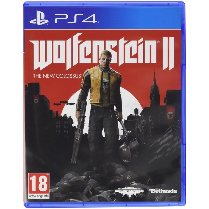 Wolfenstein 2 (Naudotas)