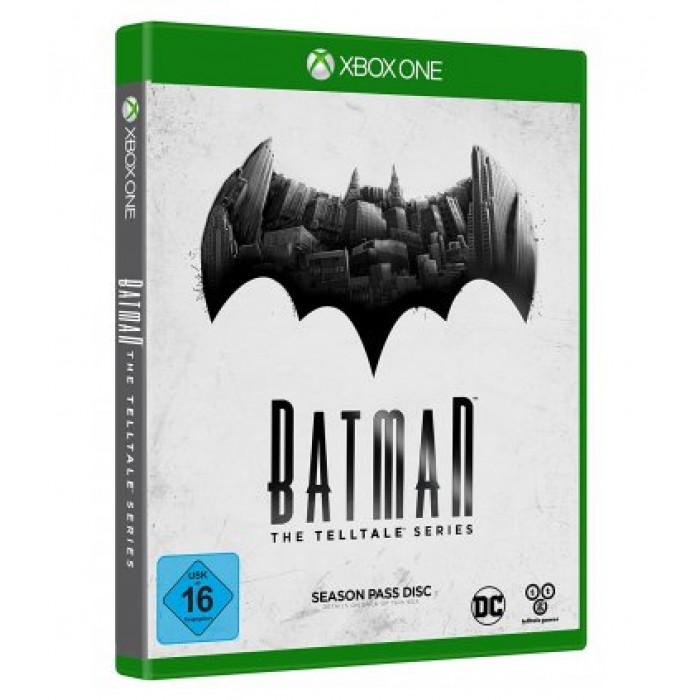 Batman: The Telltale Series (Naudotas)