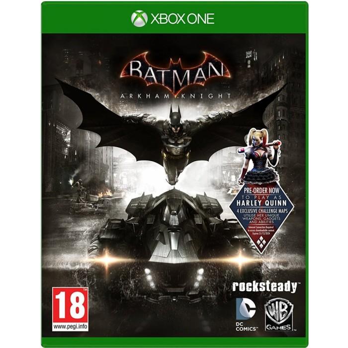 Batman arkham knight (Naudotas)