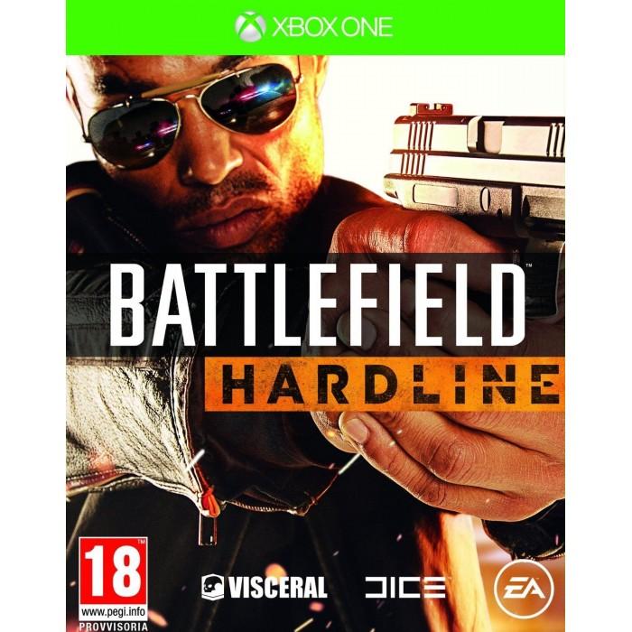 Battlefield hardline (Naudotas)
