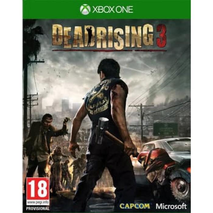 Deadrising 3 (Naudotas)