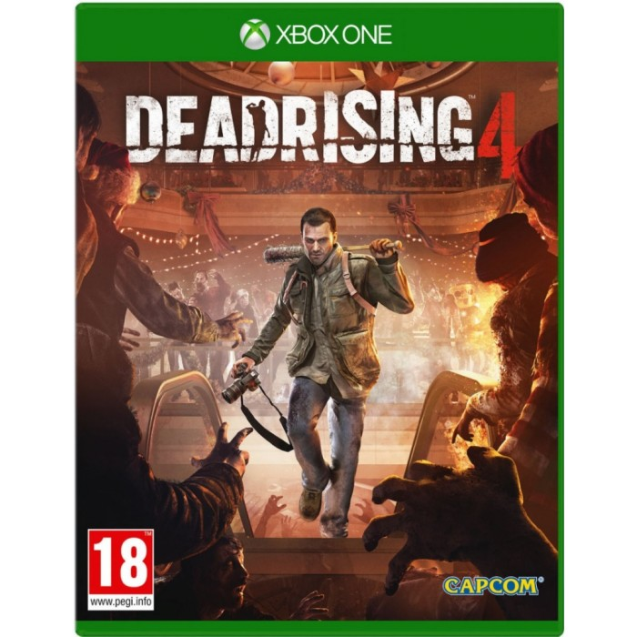 Deadrising 4( Naudotas)