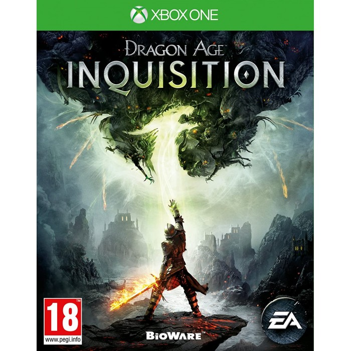 Dragon age inquisition  (Naudotas)