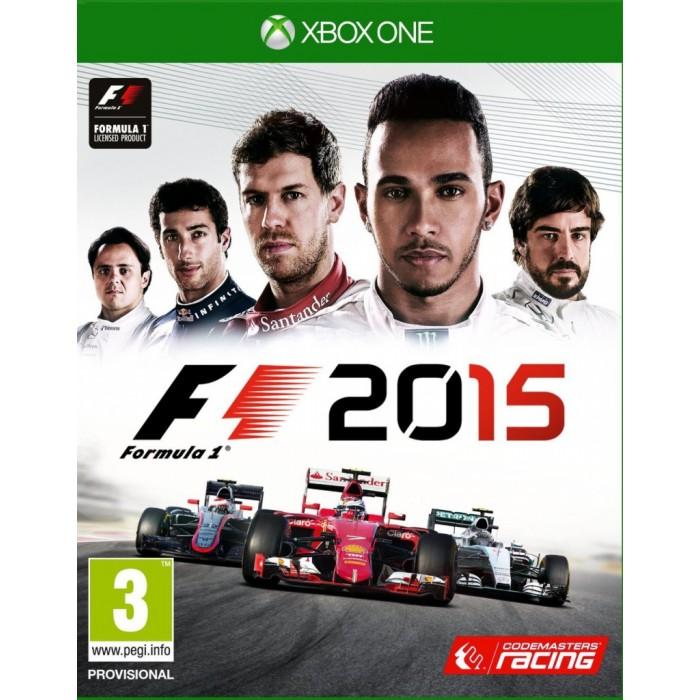 F1 2015 (Naudotas)