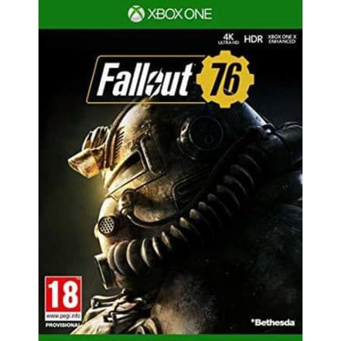 Fallout 76 (Naudotas)