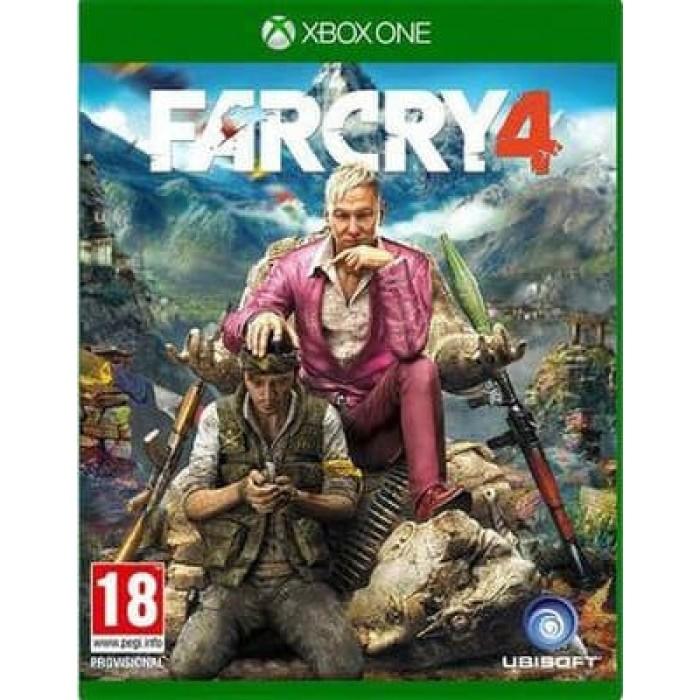 Far cry 4 (Naudotas)