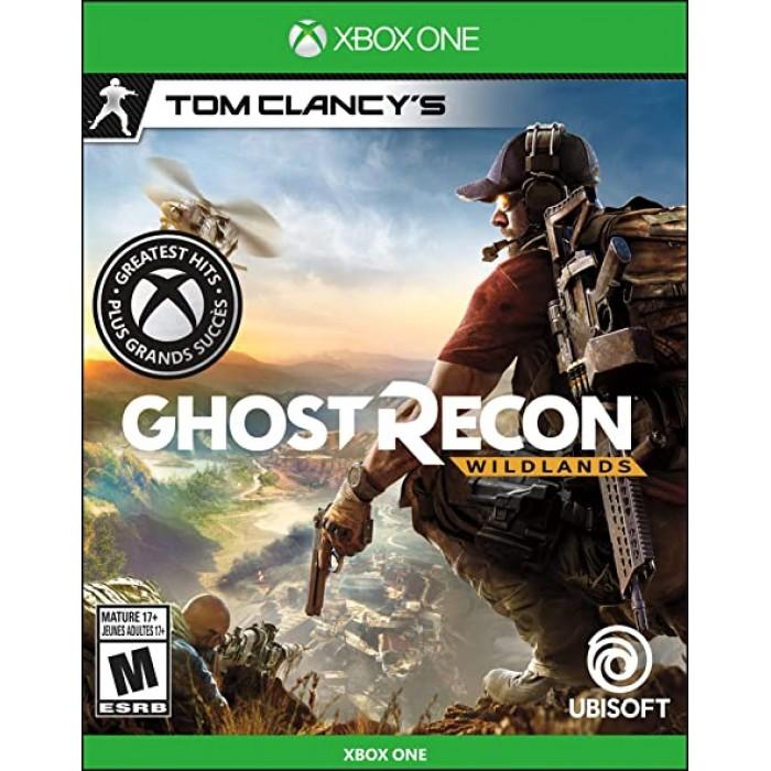 Ghost recon wildlands (Naudotas)
