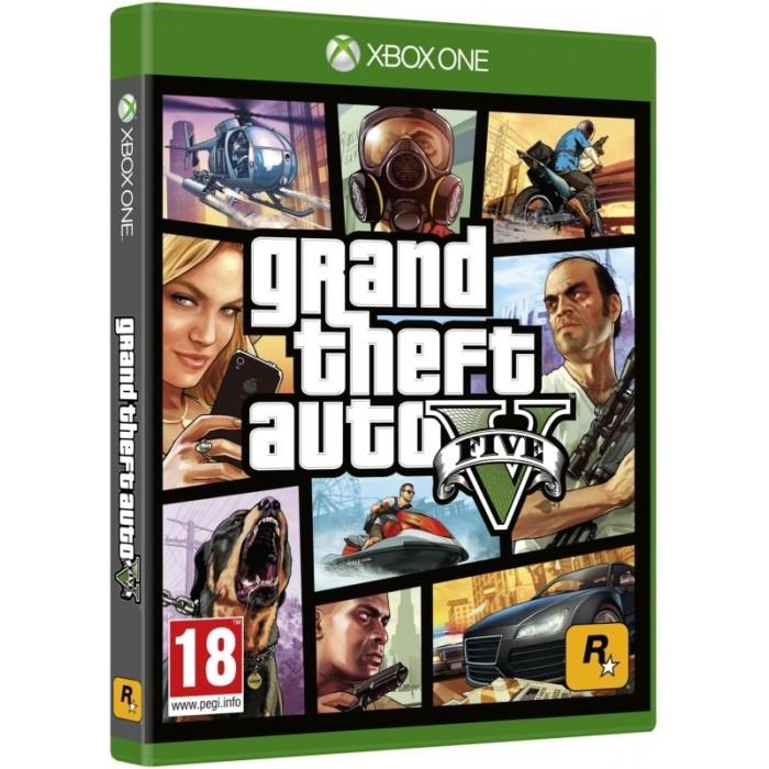 Grand Theft Auto V (Naudotas)