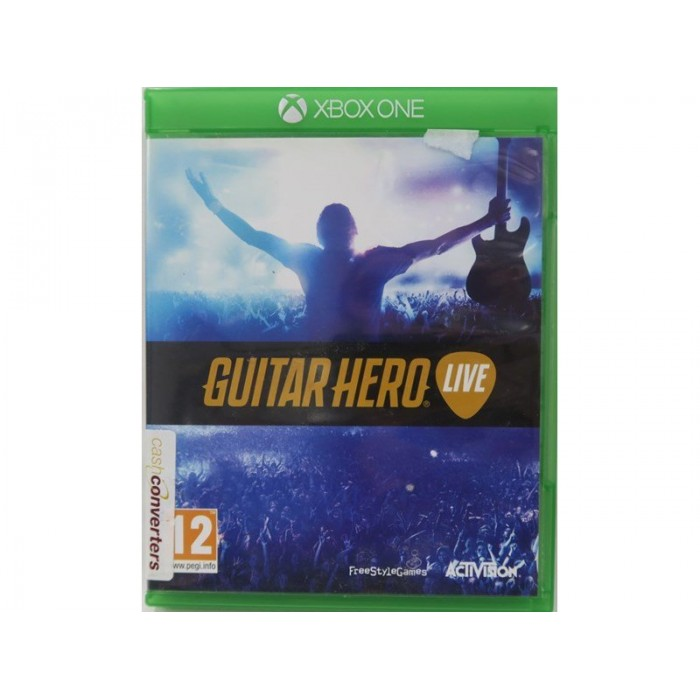 Guitar Hero  (Naudotas)