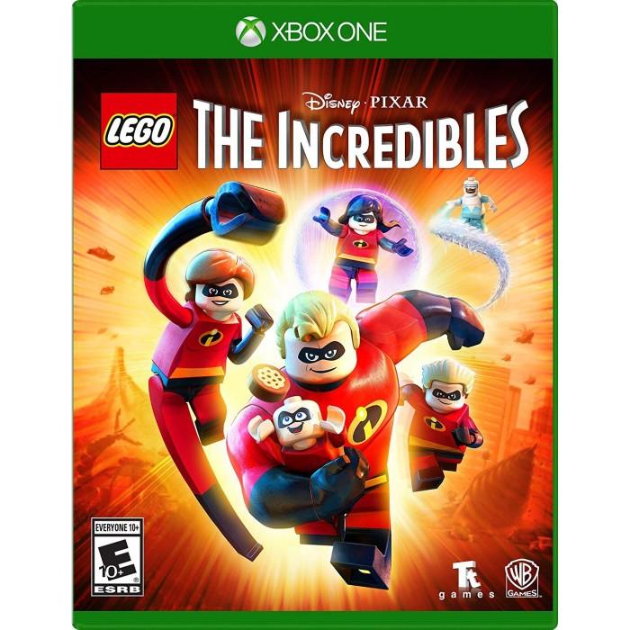 LEGO the incredibles (Naudotas)