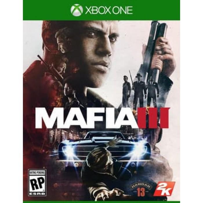 Mafia 3 (Naudotas)