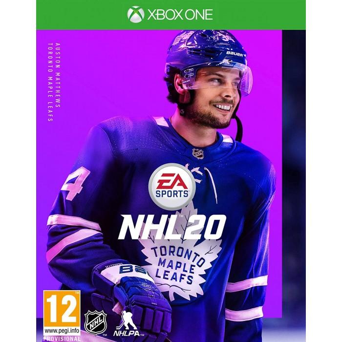 NHL 20 (Naudotas)