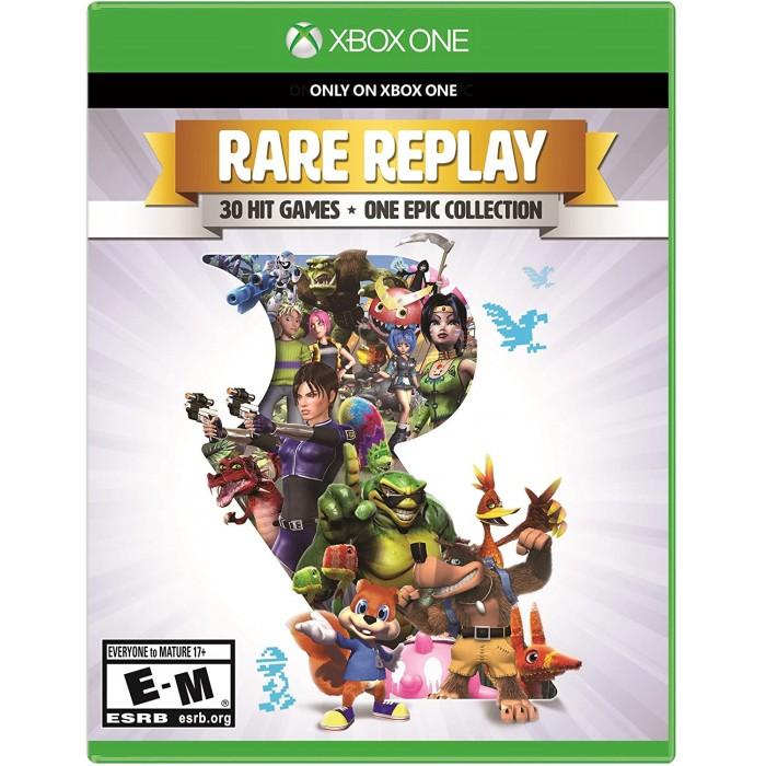 Rare Replay (Naudotas)