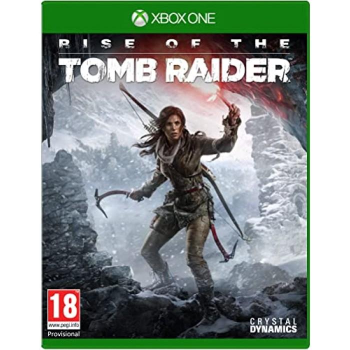 Rise of the tomb raider (Naudotas)