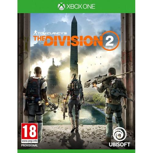 The division 2 (Naudotas)