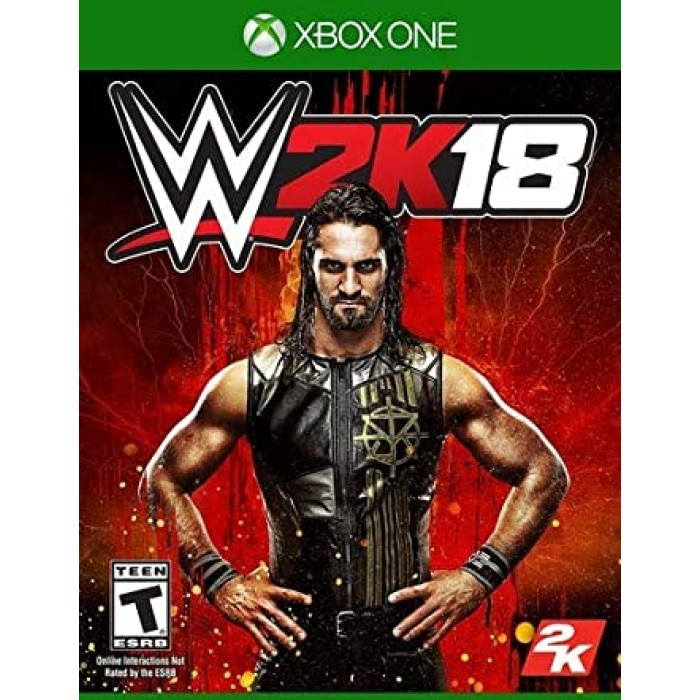WWE 2K18 (Naudotas)