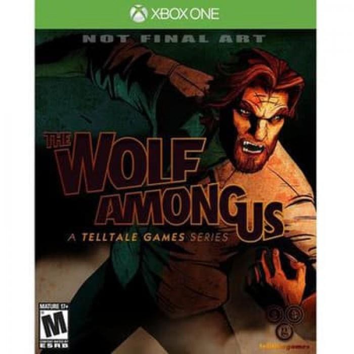 Wolf among us (Naudotas)