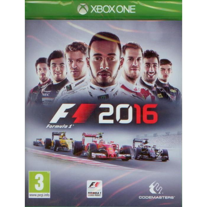 F1 2016 (Naudotas)